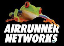 AirRunner Networks logo.