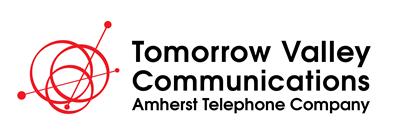 Amherst Telephone Company logo.