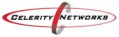 Celerity Networks logo.