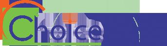 Choicetel logo.