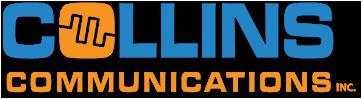 Collins Communications logo.