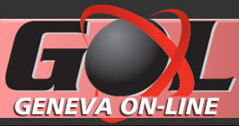 Geneva On-Line logo.