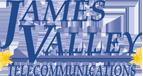 James Valley Cooperative Telephone Company logo.
