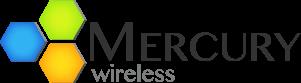 Mercury Wireless logo.