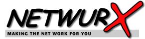 Netwurx logo.