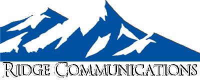 RidgeComms logo.