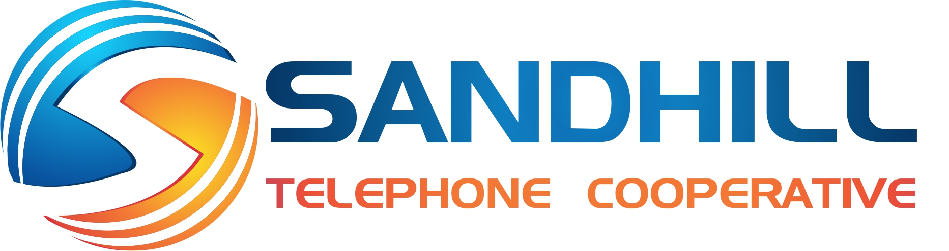 Sandhill Telephone Cooperative logo.