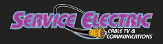 Service Electric Cable TV logo.