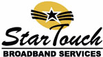 StarTouch Broadband logo.