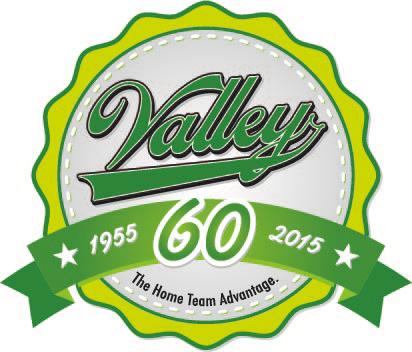 Valley Telecommunications Cooperative Association logo.