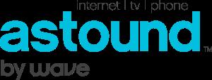 Wave Broadband logo.