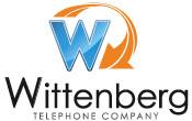Wittenberg Telephone Company logo.
