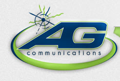 A-G Long Distance logo