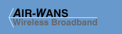 Air-Wans Wireless Broadband logo
