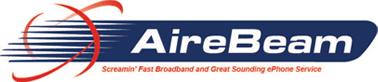 AireBeam logo