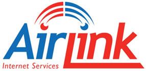 AirLink Internet Services logo.