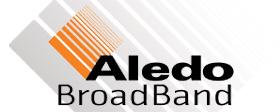 Aledo Broadband logo