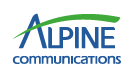 Alpine Communications logo