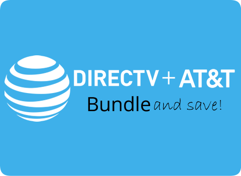 Bundle AT&T Internet and DirecTV logo