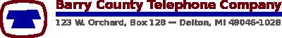 Barry County Services Company logo