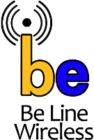 Be Line Wireless logo