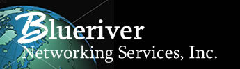 Blue River Networking Services logo