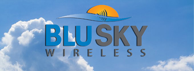 BluSky Wireless logo