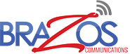 Brazos Communications logo