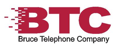 Bruce Telephone Company logo