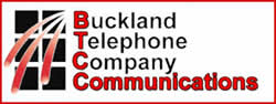 Buckland Telephone Co. logo