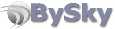 BySky logo