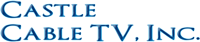 Castle Cable TV logo