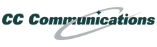 CC Communications logo