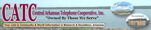 Central Arkansas Telephone Cooperative logo
