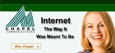 Chapel Communications Inc. logo