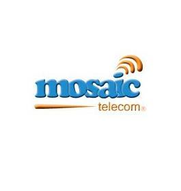 Mosaic Telecom logo
