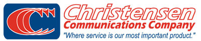 Christensen Communications Company logo.