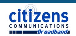 Citizens Communications Broadband logo