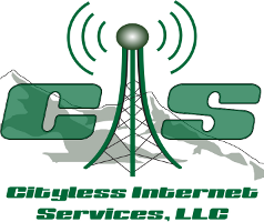Cityless Internet Services logo
