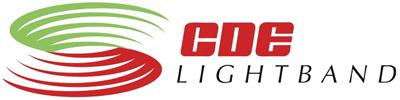 CDE Lightband logo