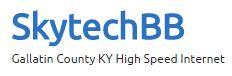 Skytech Broadband logo