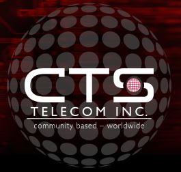CTS Telecom logo