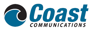 Coast Communications Co. logo