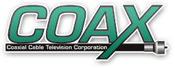 Coaxial Cable TV Corporation logo