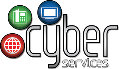 Cyber Broadcasting logo