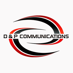 D & P Communications logo