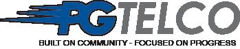 PGTELCO INTERNET logo