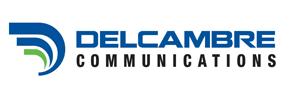 Delcambre Telephone logo
