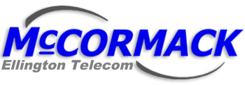 McCormack Ellington Telecom logo