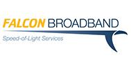 Falcon Broadband logo